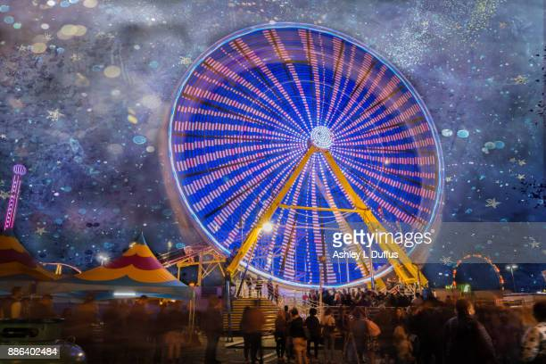 out of this world - canadian national exhibition stock photos and pictures
