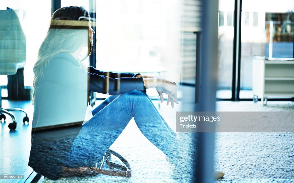 Out of time and out of ideas : Stock Photo