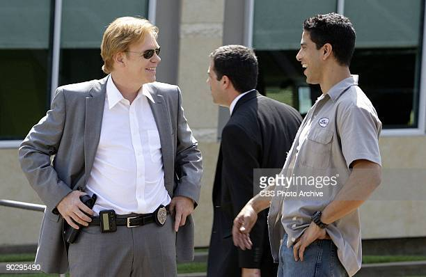 'Out of Time' Horatio and Delko flash back 12 years to reveal how they first met and became a team on the eighth season premiere of CSI MIAMI Monday...