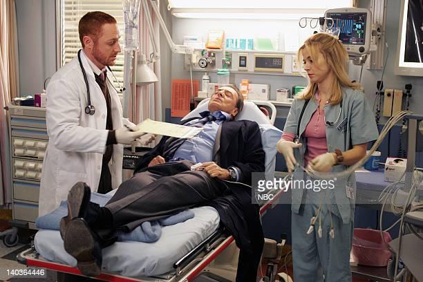 ER 'Out on a Limb' Episode 16 Air Date Pictured Scott Grimes as Doctor Archie Morris Armand Assante as Richard Elliott Linda Cardellini as Nurse...
