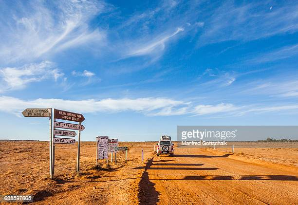 outback travel Oodnadatta Track