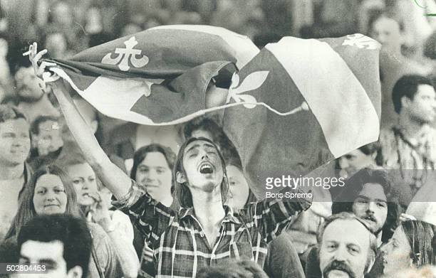 Outbursts of Quebec nationalism; as seen during the 1980 referendum; could dominate Sunday's St. Jean Baptiste Day parade.