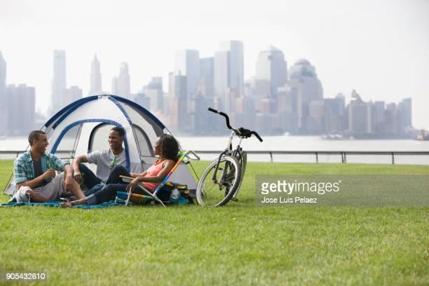 Outdoor activities with friends