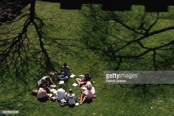 Outdoor Classroom Harvard