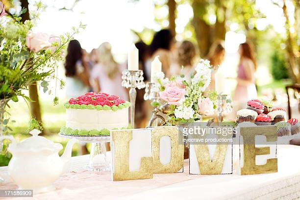 outdoor elegant table setting