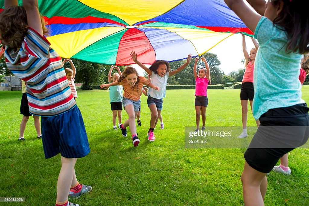 Outdoor Games : Stock Photo