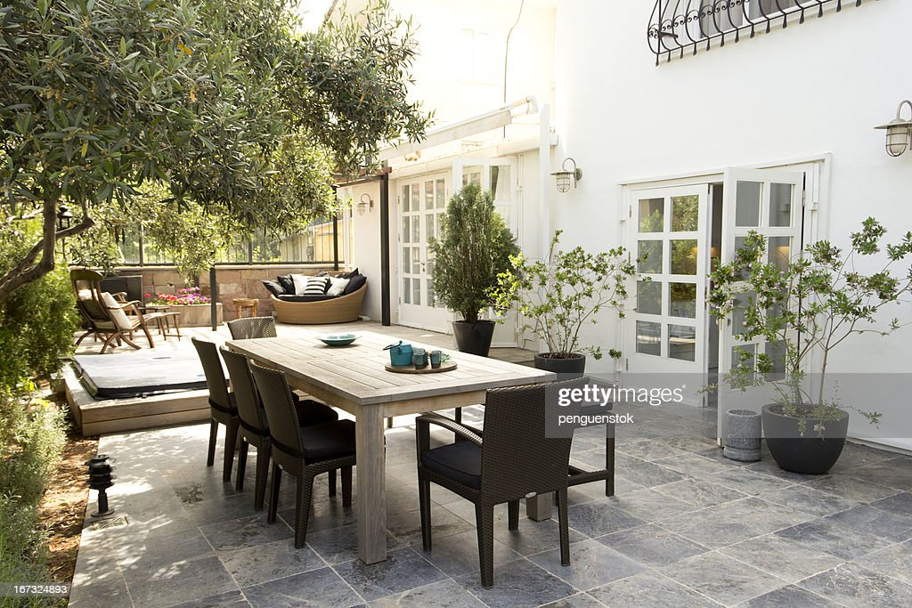 Outdoor Living : Stock Photo