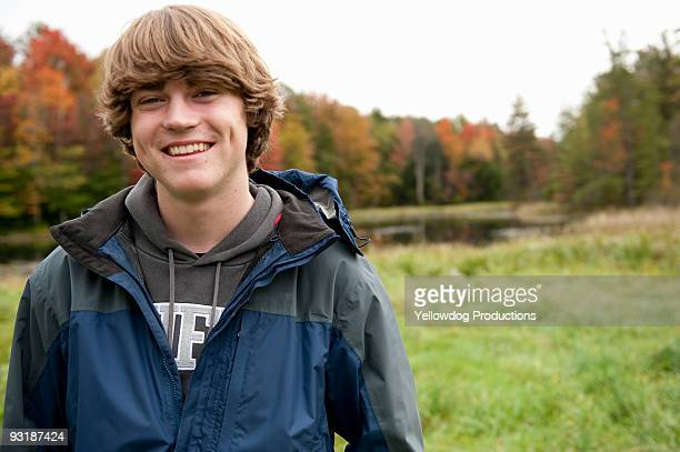 Outdoor Portrait of Teen