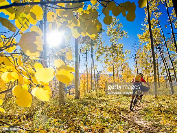 outdoor sports and adventure - san juan mountains stock photos and pictures