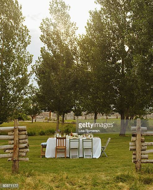 outdoor table - mismatch stock pictures, royalty-free photos & images