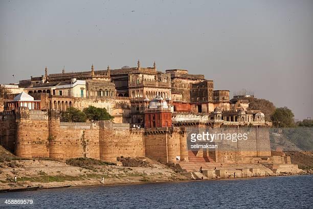 Outdoor view of Ramnagar Fort,Varanasi India