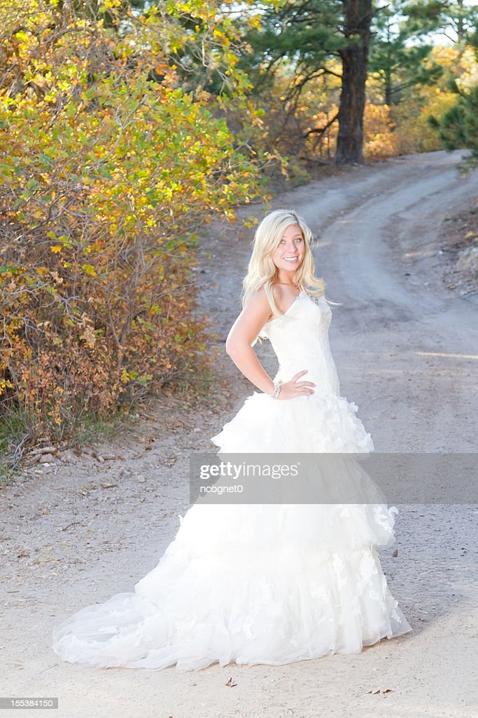 Outdoor wedding : Stock Photo