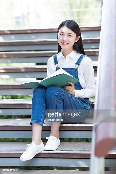outdoors beautiful girl