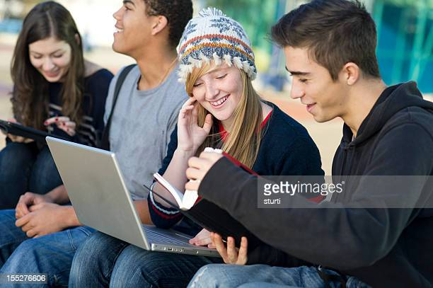 outdoors study group