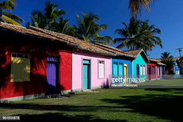 outeiro das brisas, trancoso , bahia , brazil - trancoso imagens e fotografias de stock