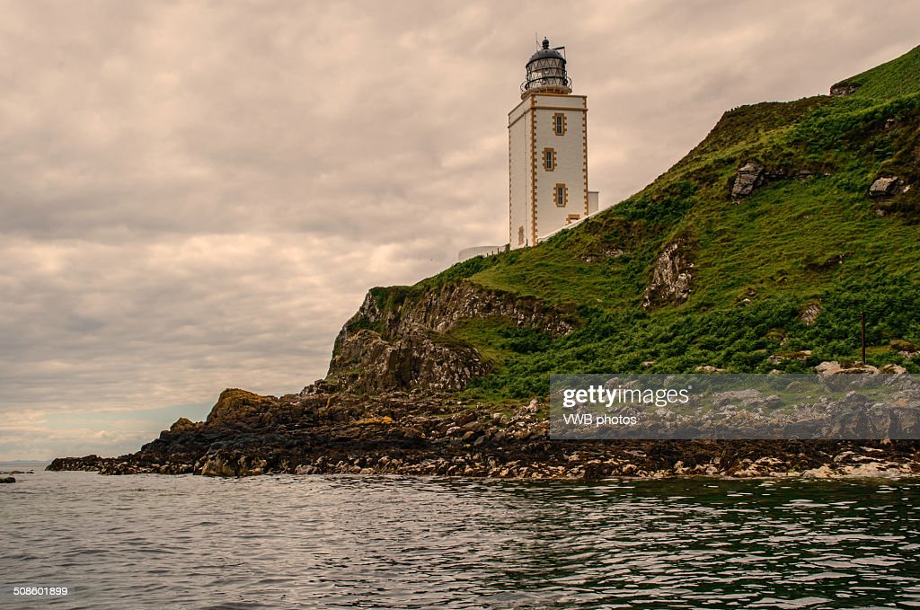 Outer Lighthouse : Stock Photo
