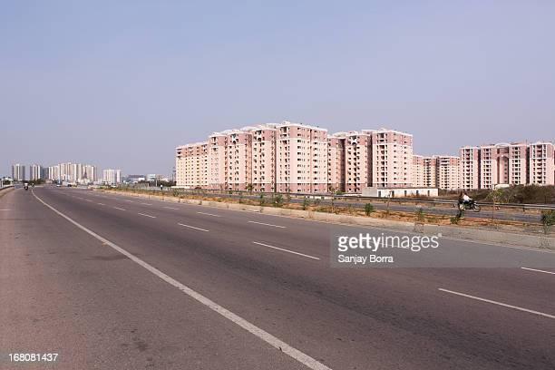 Outer Ring Road Gachibowli