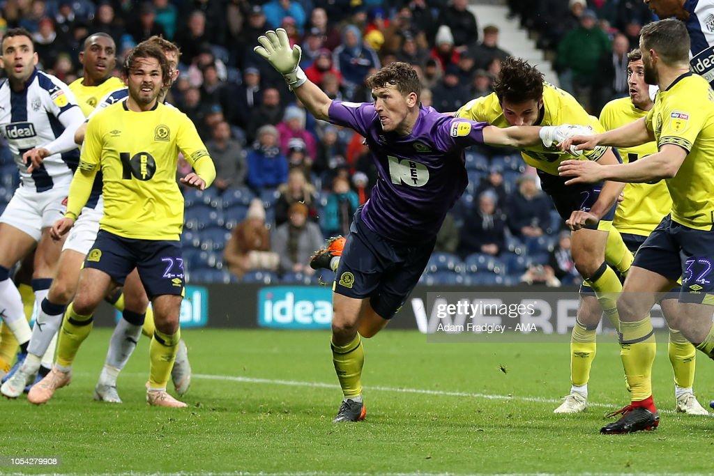 West Bromwich Albion v Blackburn Rovers - Sky Bet Championship : Nachrichtenfoto