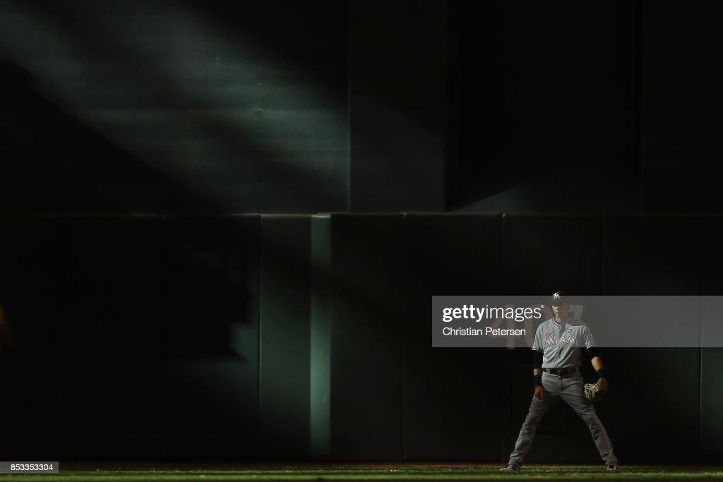 Miami Marlins v Arizona Diamondbacks