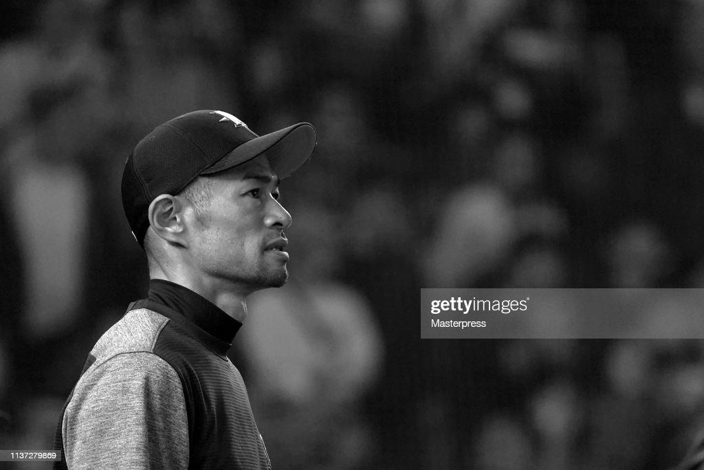 Seattle Mariners v Oakland Athletics : ニュース写真