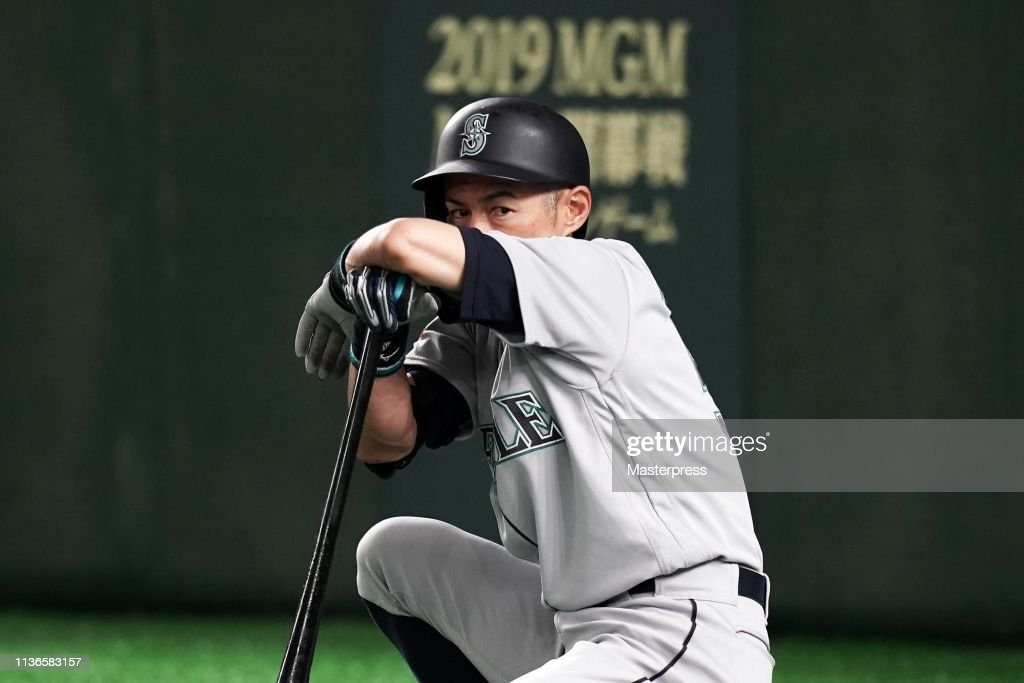 JPN: Yomiuri Giants v Seattle Mariners - Preseason Game