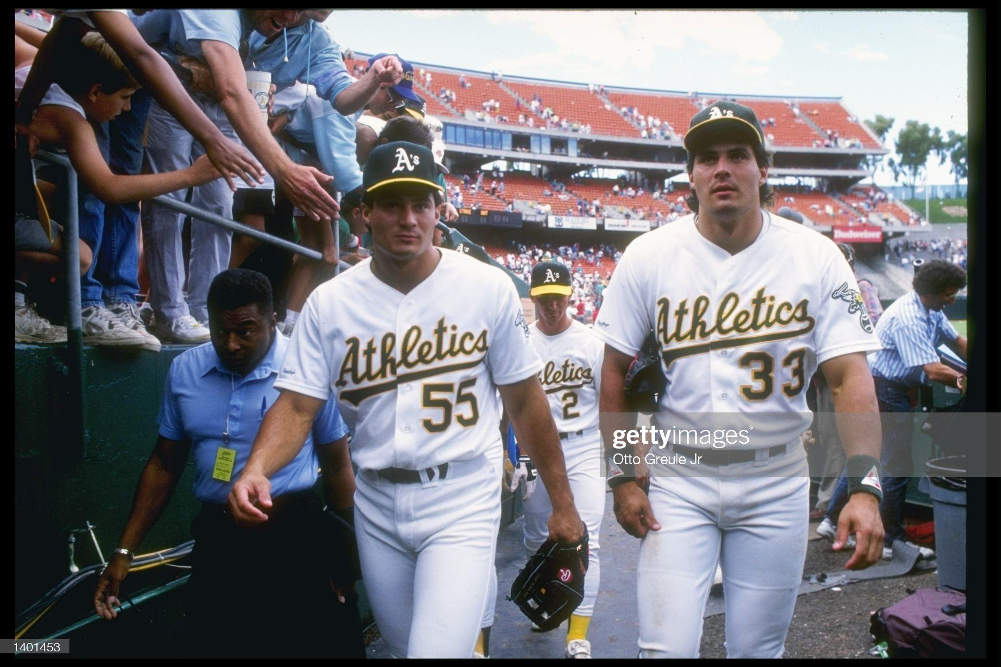 Oakland Athletics : News Photo