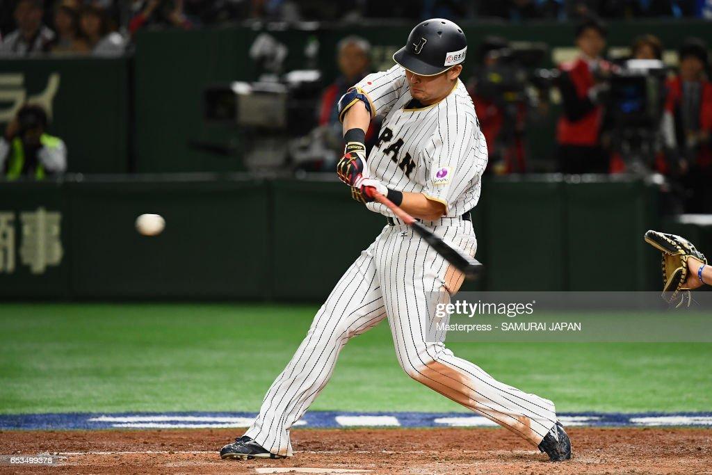 JPN: World Baseball Classic - Pool E- Game 6 - Israel v Japan