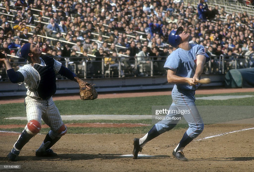 Montreal Expos v New York Mets : News Photo