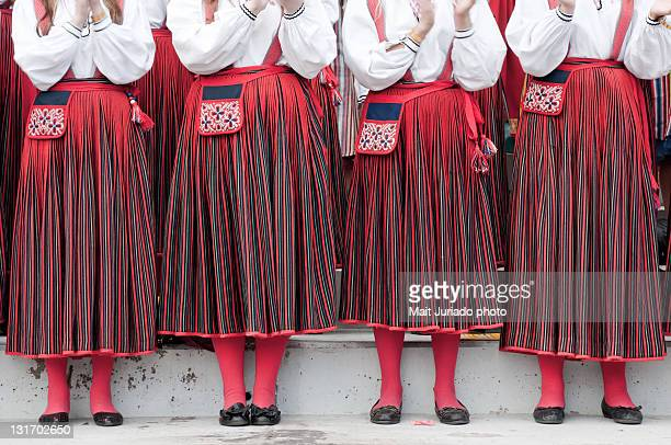 outfit - estonia stock pictures, royalty-free photos & images