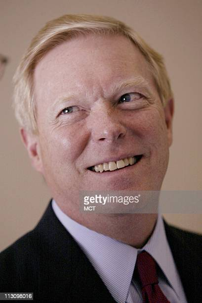WASHINGTON DC Outgoing Democratic House Minority Leader Rep Dick Gephardt looks on following a ceremonial swearing in Tuesday morning January 7 in...