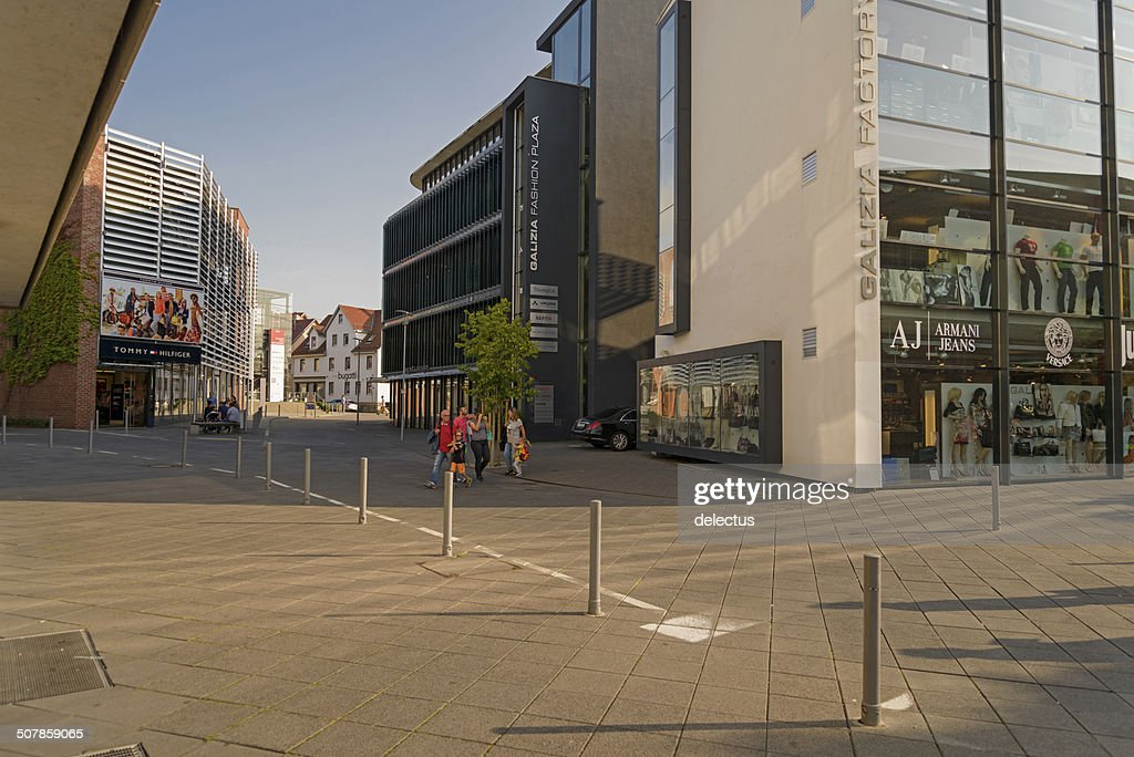 Outlet City Metzingen Stock Photo | Getty Images