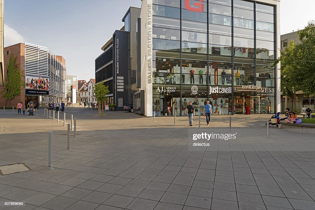 Outlet City Metzingen High Res Stock Photo Getty Images