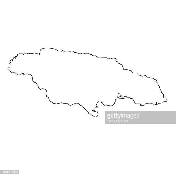 World\'s Best Jamaica World Map Stock Pictures, Photos, and ...