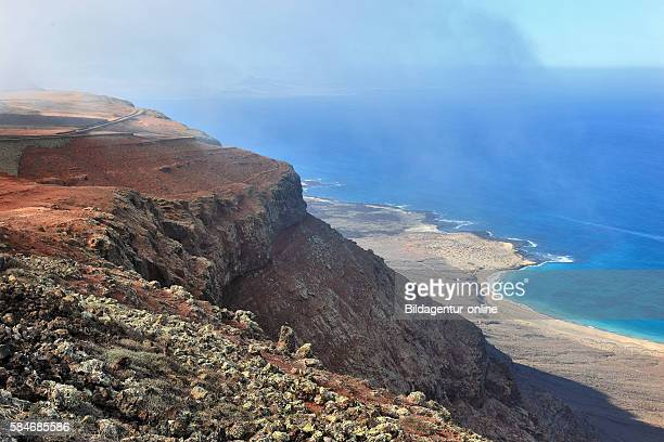 Outlook Mirador del RÕ_o is a viewpoint situated on an approximately 475 meters high escarpment called BaterÕ_a del RÕ_o in the very north of...