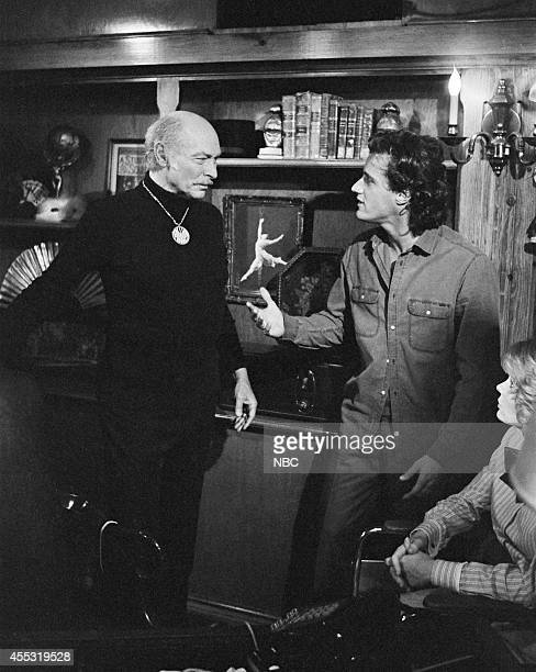 THE MASTER OutOfTimeStep Episode 2 Pictured Lee Van Cleef as John Peter McAllister Timothy Van Patten as Max Keller
