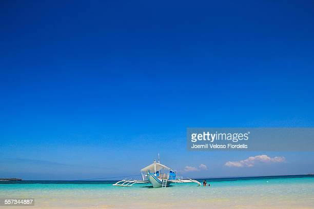 Outrigger: Bantayan Island, Cebu, Philippines