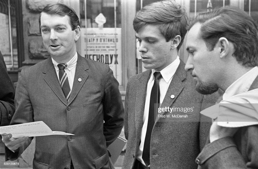 Mattachine Society 'Sip-In,' 1966 : News Photo