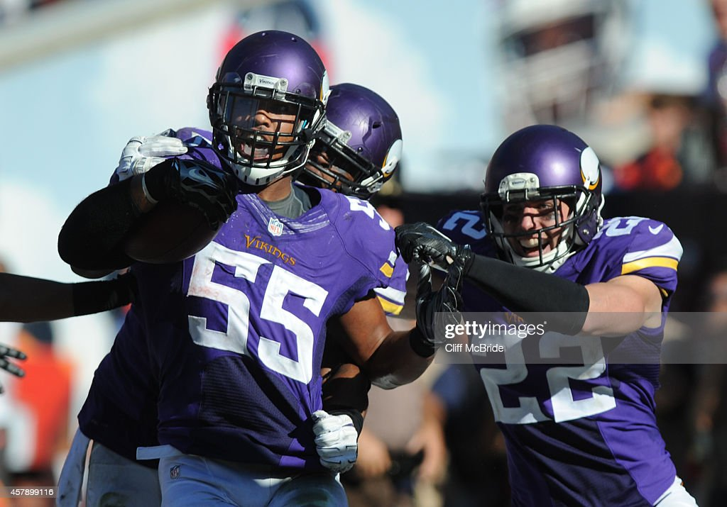 Minnesota Vikings v Tampa Bay Buccaneers : News Photo