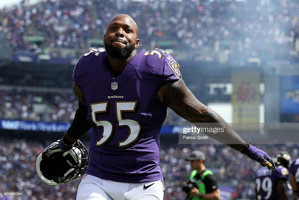 Buffalo Bills v Baltimore Ravens : Nachrichtenfoto