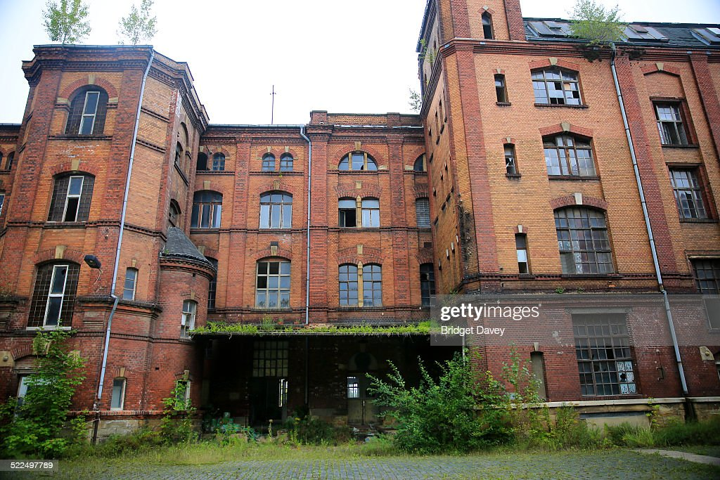 Derelict Buildings : News Photo