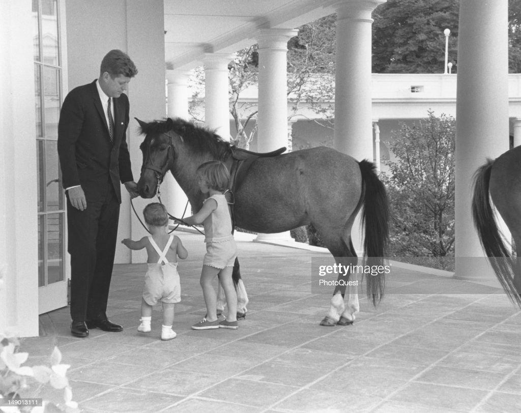 The Kennedys & Macaroni : News Photo