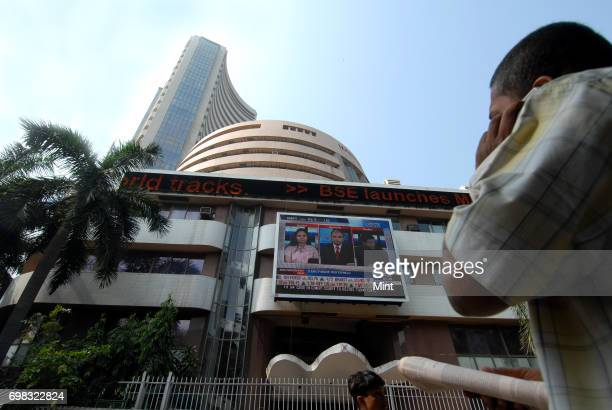 Outside view of BSE