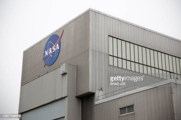 Outside view of NASA Plum Brook Station in Sandusky Ohio on March 14 2020 NASA held a special event for media and VIP's to showcase the new Orion...