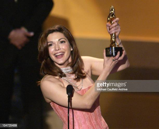Outstanding Actress in a Motion Picture winner Laura Elena Harring