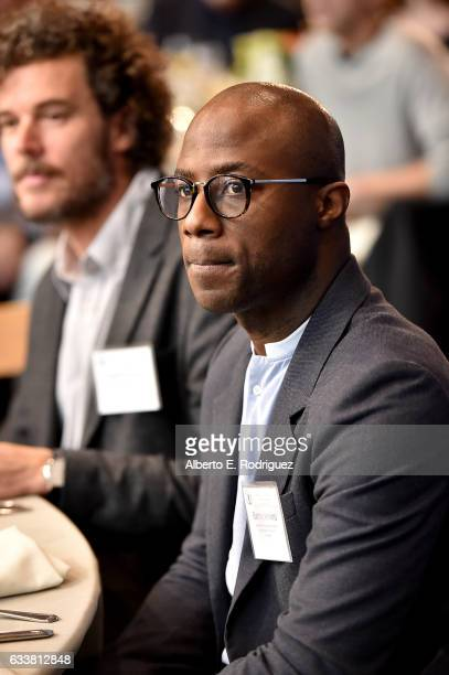 Outstanding Directorial Achievement in Feature Film nominee Barry Jenkins attends the 69th Annual Directors Guild Of America Awards Feature Film...