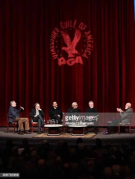 Outstanding Directorial Achievement in Feature Film nominees Adam McKay Tom McCarthy Alejandro G Inarritu George Miller Ridley Scott and...