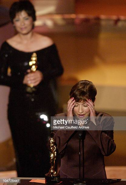 Outstanding Supporting Actress winner Elizabeth Pena tied with Elpidia Carrillo rear
