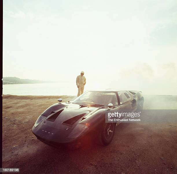III Outtakes from Sports Car Graphic magazine cover shoot slated for March 1971 There was a lesserknown streetified version of the GT40 called the Mk...