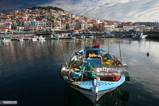 ouzoland - lesbos stock photos and pictures
