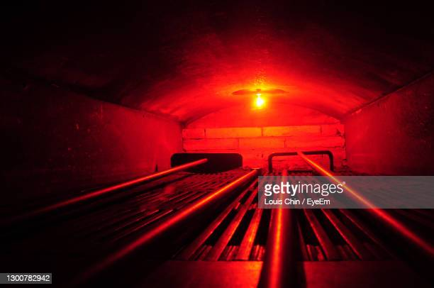 oven in a warship - portsmouth england stock pictures, royalty-free photos & images